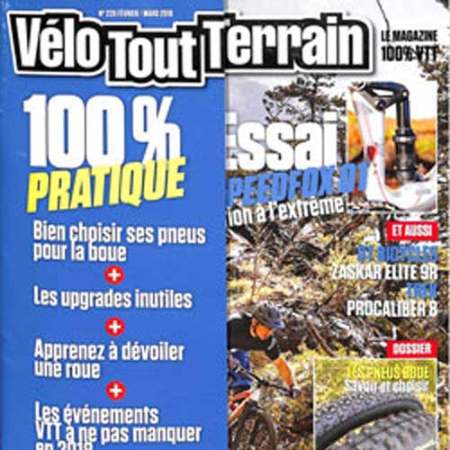 Canary Hill in Magazine VTT