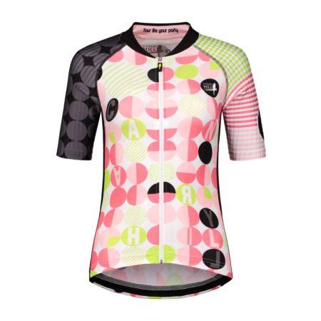 Dots Fietsshirt