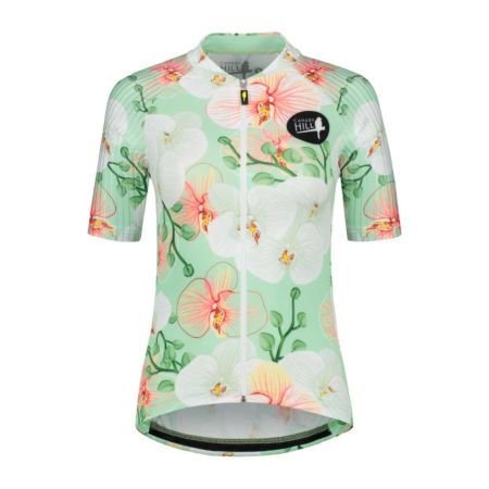 Bloom Jade Cycling Shirt