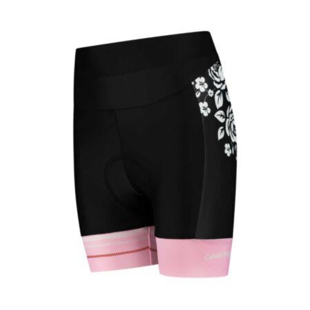 Canary Hill Tartan women's cycling shorts