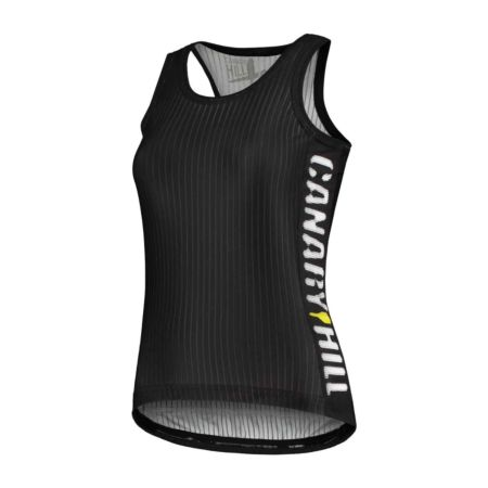 Onyx  Sleeveless Cycling Top